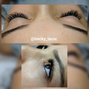 Bespoke Classic full set lashes Bromley