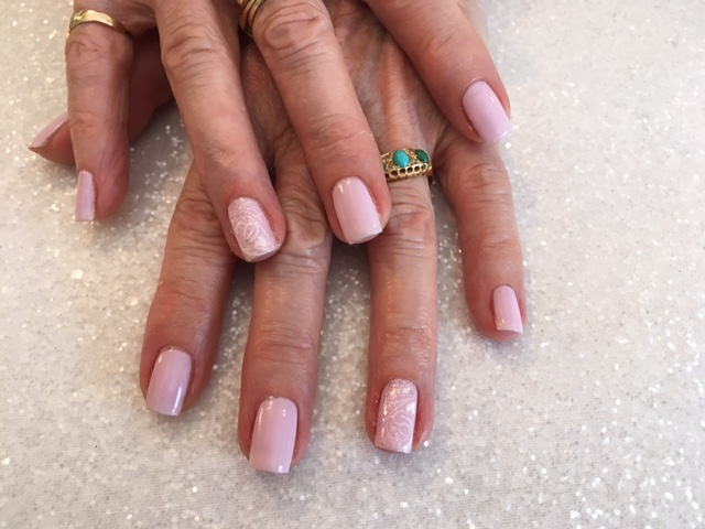 Manicure Bromley, Natural nails finshed with ACG varnish
