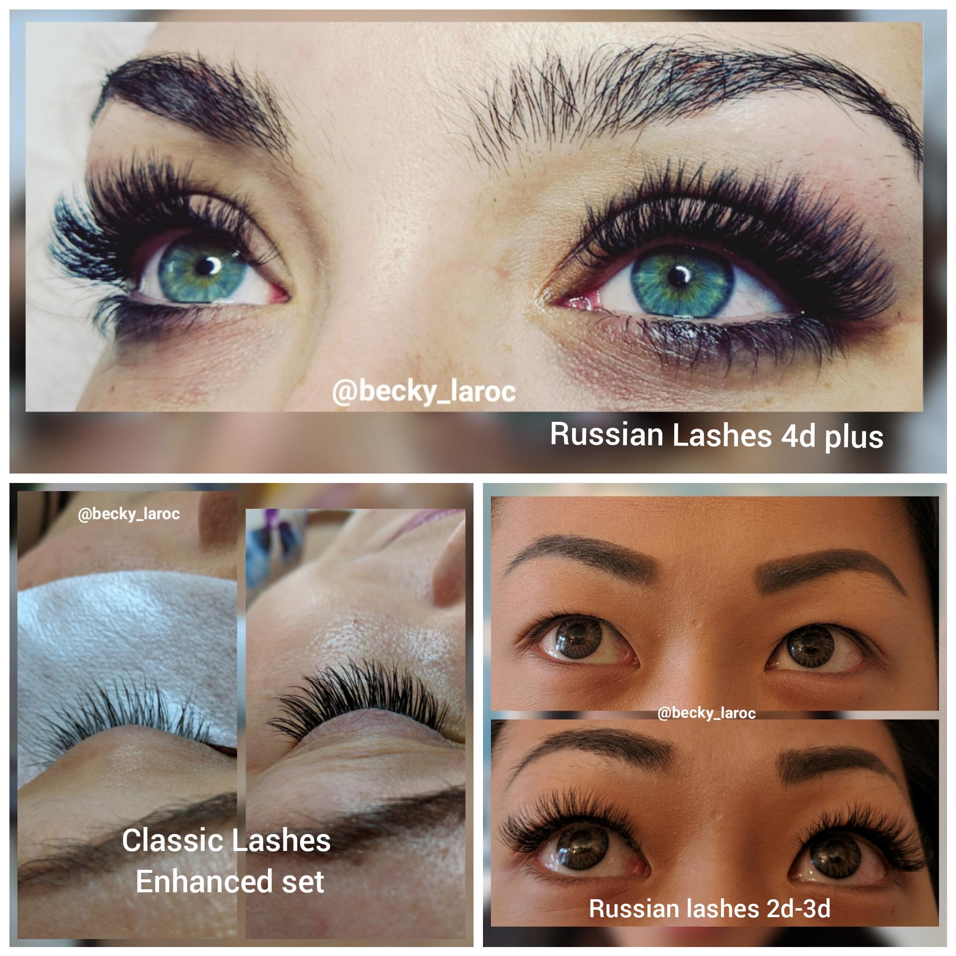 a5abadfecc5 Beautiful Semi Permanent Lashes - Becky Laroc (Beauty Specialist)
