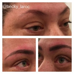Semi Permanent Makeup – What's it all about? - Becky Laroc